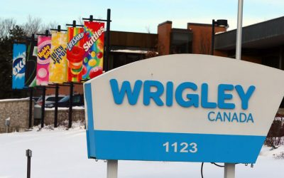 Wrigley Canada conducts Don't Bring campaign