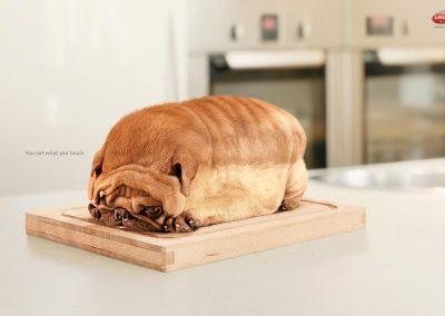 UM Creatives Dog Ad
