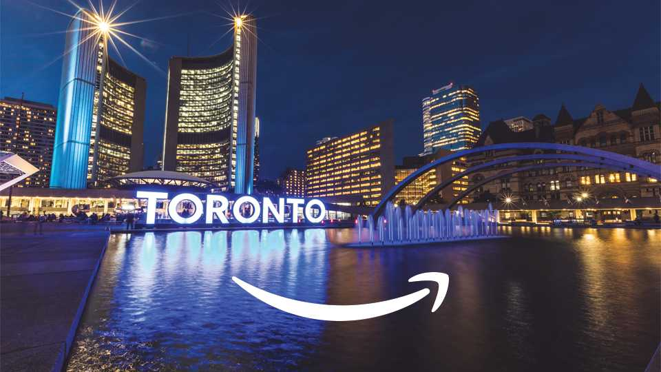 Amazon Said No To Toronto – It's a disappointment!