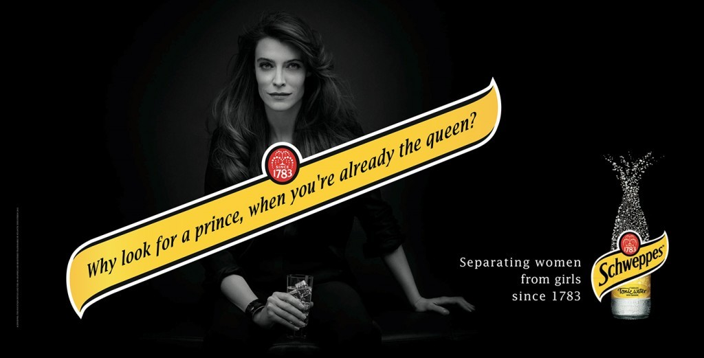 """""""Schweppes – The Dress For Respect"""" experiment records sexual harassment! Ogilvy Brazil"""